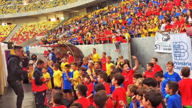 Euro 2020, preliminarii. România doboară un record UEFA la meciul cu Norvegia! Copiii iau cu asalt Arena Națională