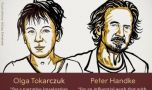 Premiul Nobel pentru Literatură, decernat Olgăi Tokarczuk (2018) și lui Peter…