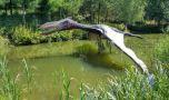 """""""Dragonul de fier"""", pterozaurul care vâna peştii din râurile şi …"""