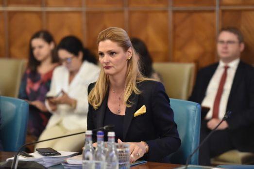 """Ramona Mănescu anunță: """"România poate deveni cel mai mare producător de gaze din Uniunea Europeană"""""""