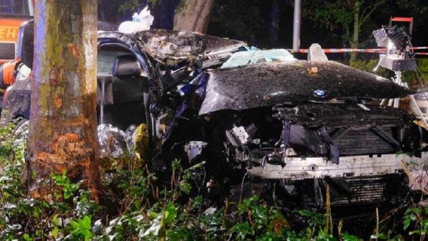 Germania. Șase români răniți în urma unui accident grav care s-a produs la Hamburg