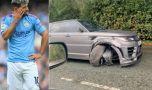 Sergio Aguero de la Manchester City a fost implicat într-un accident rutier