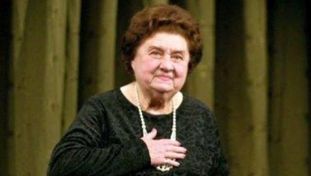 """Tamara Buciuceanu Botez va fi înmormântată la Cimitirul """"Sfânta Vineri"""" din Bucureşti"""