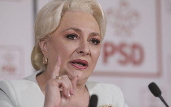 Viorica Dăncilă trece la represalii după rezultatul din primul tur al prezidențialelor! Lista neagră a liderului PSD