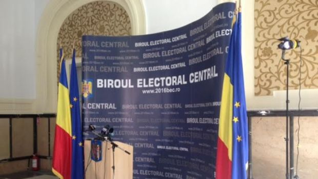 Alegeri prezidențiale 2019. Rezultatele finale ale votului din turul I, anunțate de Biroul Electoral Central