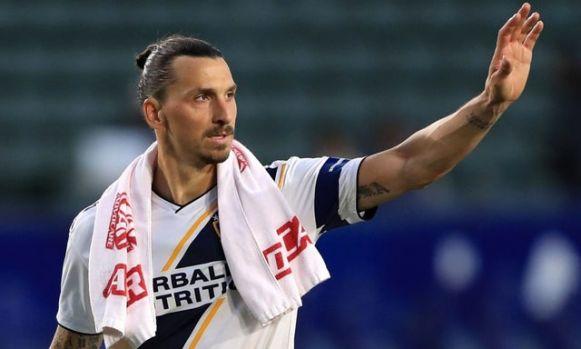 Zlatan Ibrahimovic s-a despărțit în modul său caracteristic de LA Galaxy! Foto în articol