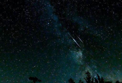 Spectacol astronomic. Leonidele ating punctul maxim în noaptea de duminică spre luni