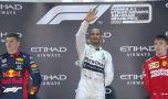 Formula 1. Lewis Hamilton a încheiat sezonul cu o victorie în Marele Premiu de…