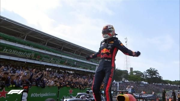 Formula 1. Max Verstappen a câștigat Marele Premiu al Braziliei