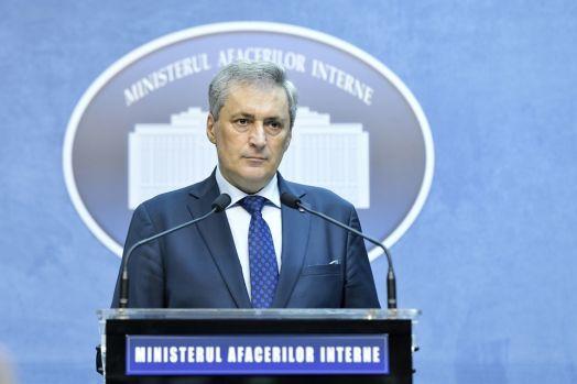 ministrul de interne, marcel vela, politia romana, politia nationala, schimbare denumire, nume schimbat