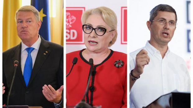 Profilul alegătorilor. 55% din votanții lui Dancilă sunt pensionari, 31% nu au nici liceul. La Barna, 52% au studii superioare și 72% sunt de la oraș. Cine l-a ales pe Iohannis