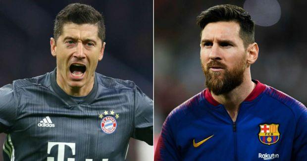 Lionel Messi și Robert Lewandowski, legende în viață pentru Barcelona și Bayern! Recorduri uluitoare doborâte de cei doi