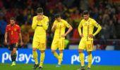 Preliminarii Euro 2020. Spania – România 5-0 (4-0) / Merităm să jucăm barajul din luna martie? Rezumat video
