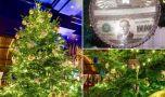 Cel mai scump brad de Crăciun din lume! Are pază asigurată permanent! Foto î…