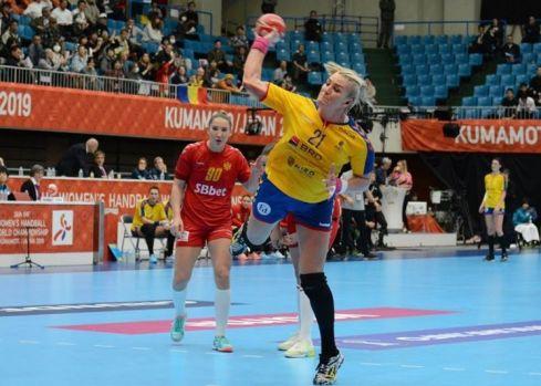 CM handbal feminin 2019. România-Ungaria 28-27! Ne-am calificat la ultima fază a meciului! Video