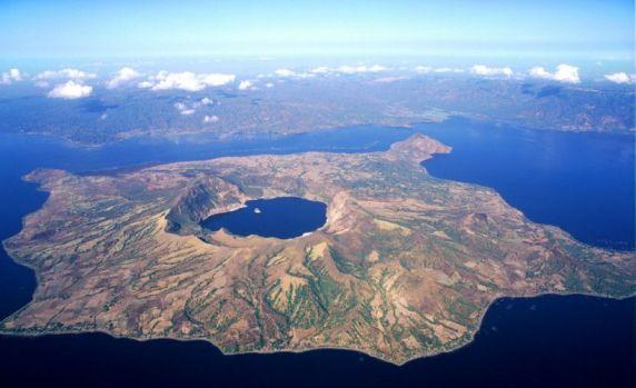 Este adevărat că există o insulă cu un lac, ce conține o insulă cu un lac, ce conține o insulă cu… un lac? Video