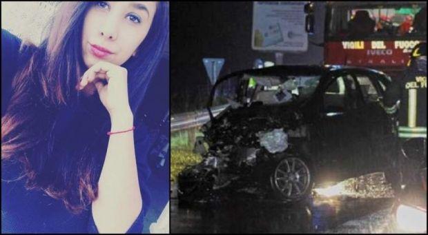 Italia. O adolescentă româncă de 16 ani a murit spulberată de un Mercedes pe o șosea