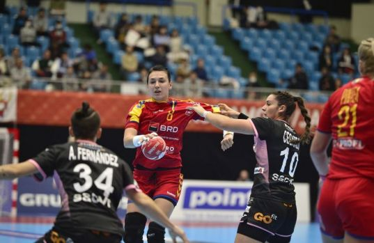 CM handbal feminin 2019. România – Rusia 18-27 (10-10) / Am sperat doar o repriză