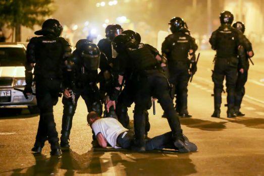 Convorbirile radio ale Jandarmeriei de la protestul din 10 august au fost desecretizate! 248 de ore de înregistrări vor fi trimise la Parchet