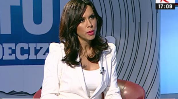 Denise Rifai a demisionat de la Realitatea Plus! Acuzații grave ale jurnalistei