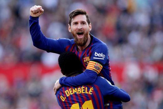 Lionel Messi, cel mai bun marcator în ultimii 10 ani. Cine mai face parte din top 10
