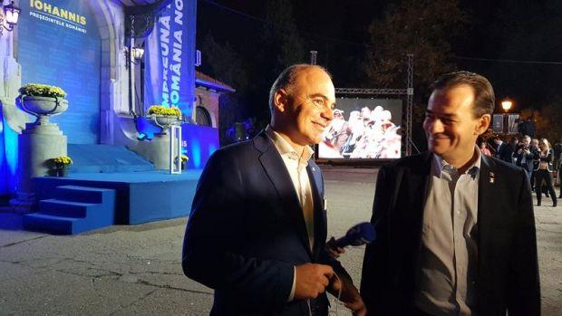 Rareș Bogdan îl refuză pe Ludovic Orban! Ce i-a cerut europarlamentarul PNL