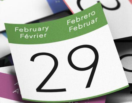 Curiozități interesante despre anul bisect și ziua de 29 februarie! 13 la număr…