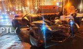 Rusia. Poliția din Moscova a ridicat din centrul orașului un Batmobil! Video