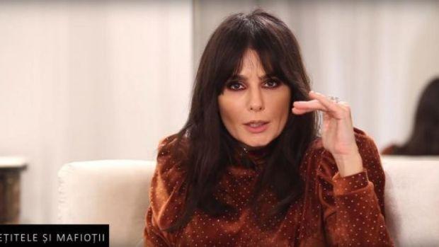 """Dana Budeanu a făcut o recomandare, de Valentine's Day, pentru """"mafioți"""". Video viral"""