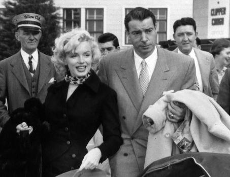 Joe DiMaggio, Marilyn Monroe, relatie, deces, secret, moarte misterioasa, casatorie