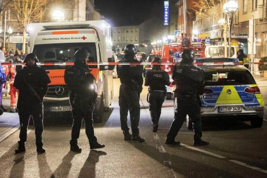 Germania. Atacuri armate soldate cu cel puțin unsprezece morți și cinci răniți