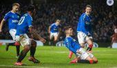 Glasgow Rangers – Braga 3-2. Ianis Hagi a marcat două goluri și este idol pe Ibrox Park! Video și reacții