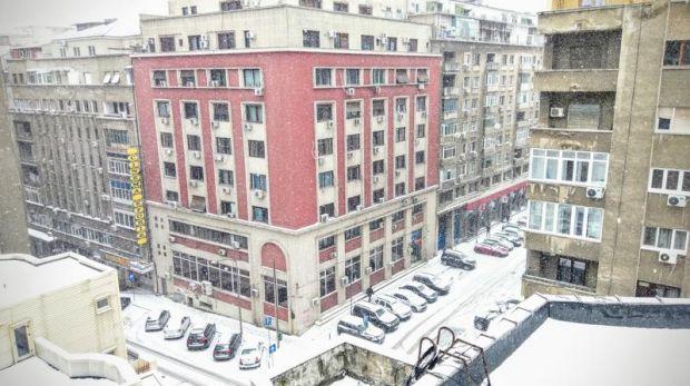 Iarna își intră în drepturi! Vremea se răcește brusc în toată țara. În multe zone, inclusiv în București, vor veni ninsorile