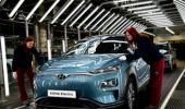 Hyundai dă lovitura cu noul model electric! Concurența nu mai are nicio șansă