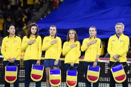 Baraj Fed Cup. România și-a aflat adversara din barajul pentru menținerea în Grupa Mondială