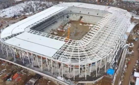"""Noul stadion Steaua este aproape gata! Cum arată """"bijuteria"""" din Ghencea! Video"""