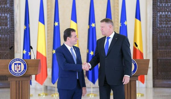 Guvernul Orban II a primit votul de învestitură în Parlament