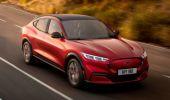 Ford a oferit detalii despre pre-comenzile pentru SUV-ul electric Mach-E
