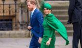 Harry şi Meghan, ultima zi ca reprezentanţi ai familiei regale britanice! Ultimul mesaj înainte de despărțire