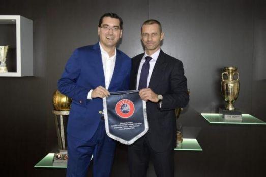 Videoconferință UEFA. Federația Română de Fotbal va solicita amânarea Euro 2020