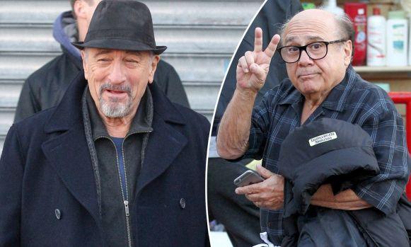 Robert de Niro și Danny DeVito, îndemn pentru locuitorii din New York! Video