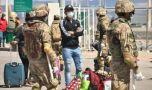 Țara în care armata respinge cetățenii care încearcă să revină acasă din străină…